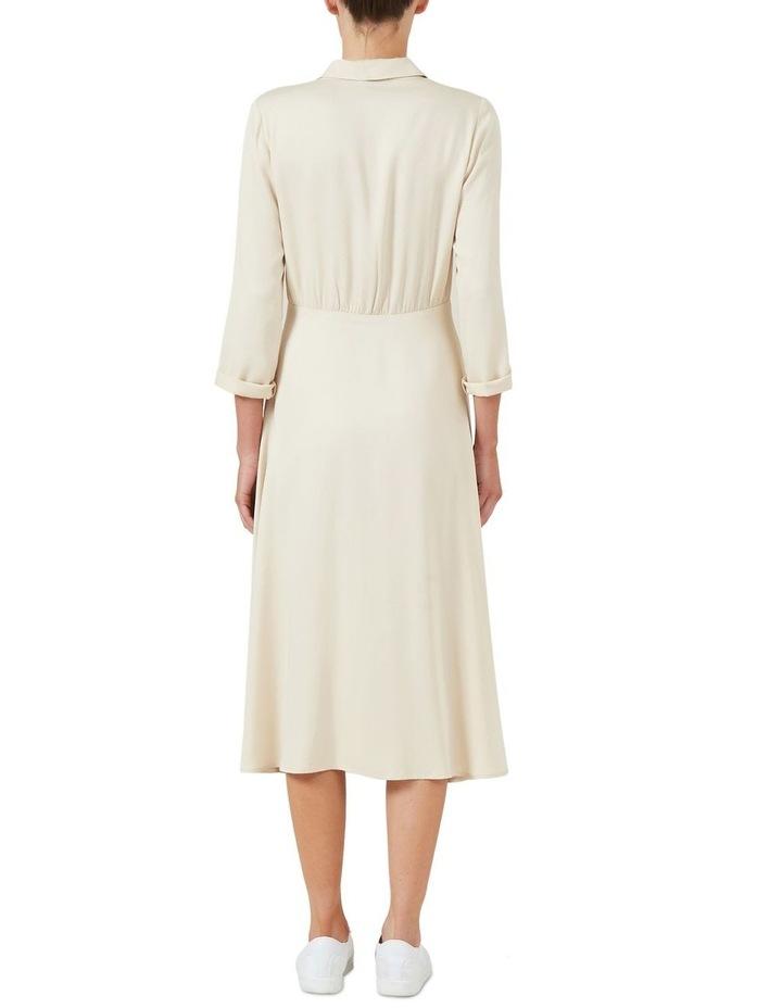 Button Down Shirt Dress image 3