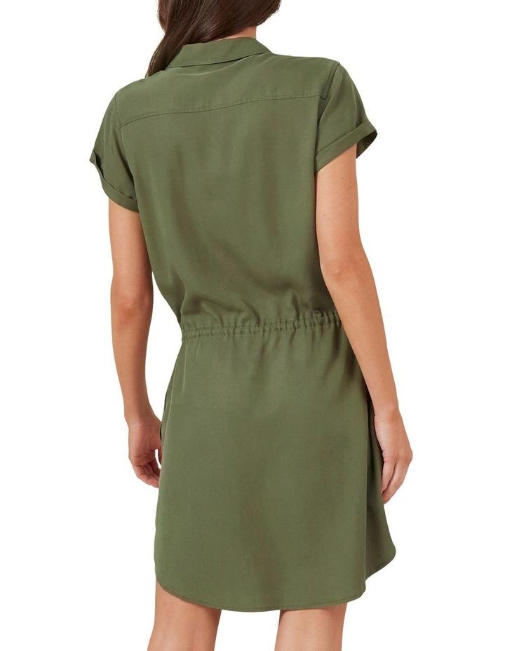Tencel Shirt Dress image 3