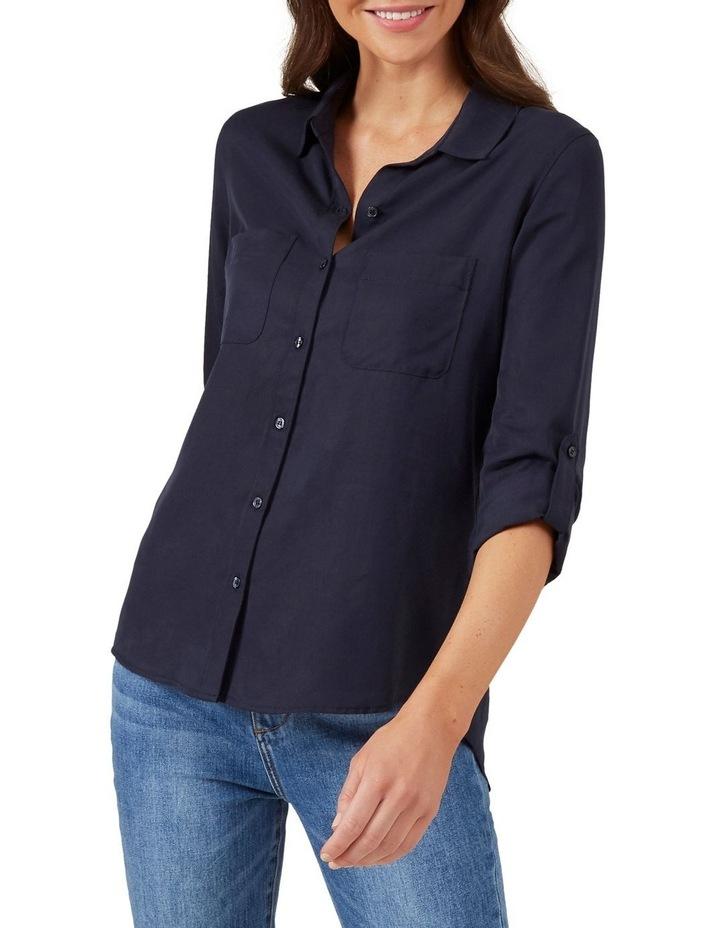 Neo Button Through Shirt image 1