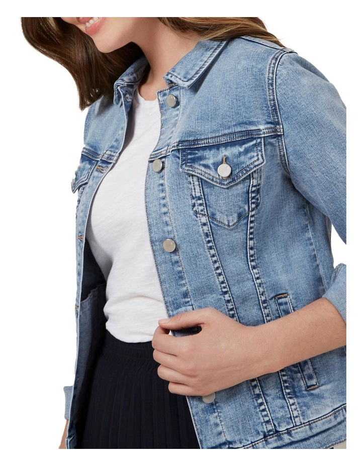 Vintage Denim Jacket image 4