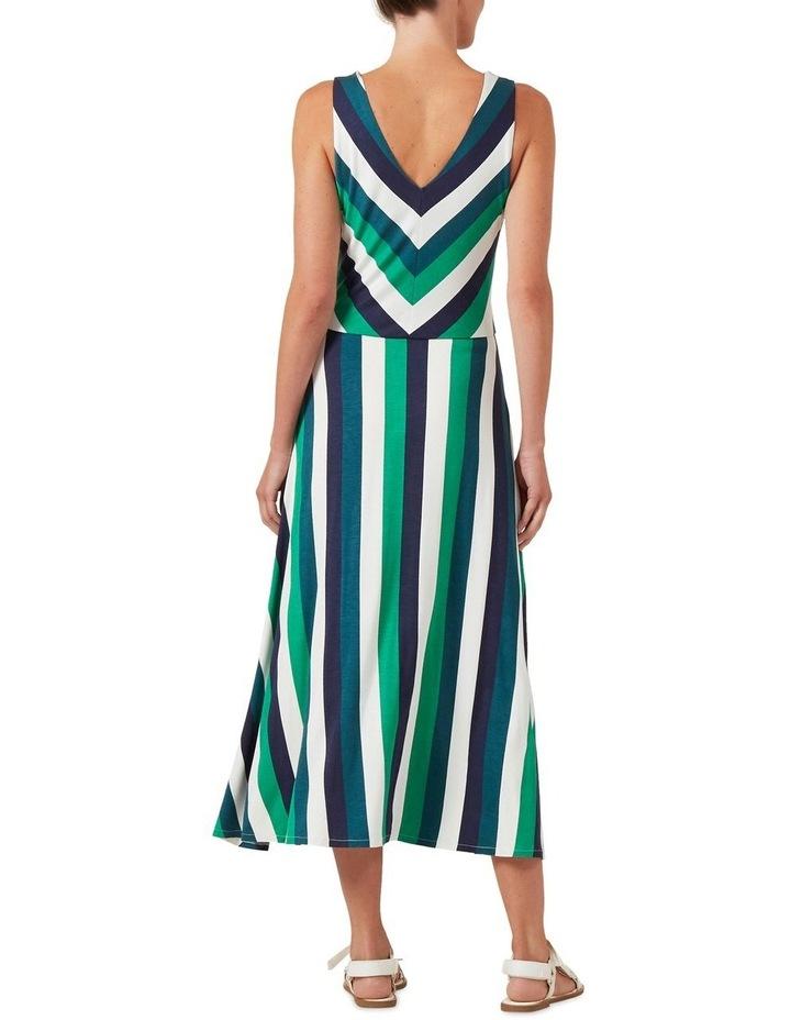 Stripe Jersey Dress image 3