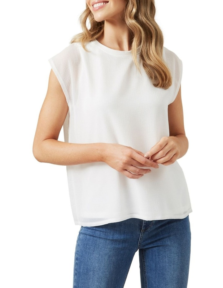 Spliced Relaxed Tee image 1