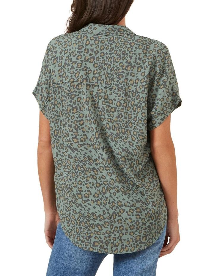 Animal Popover S/S Shirt image 3