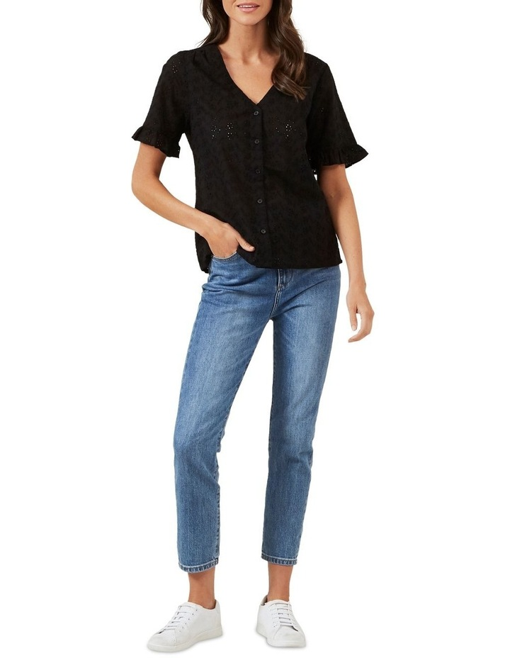 Broderie Button Down Shirt image 2