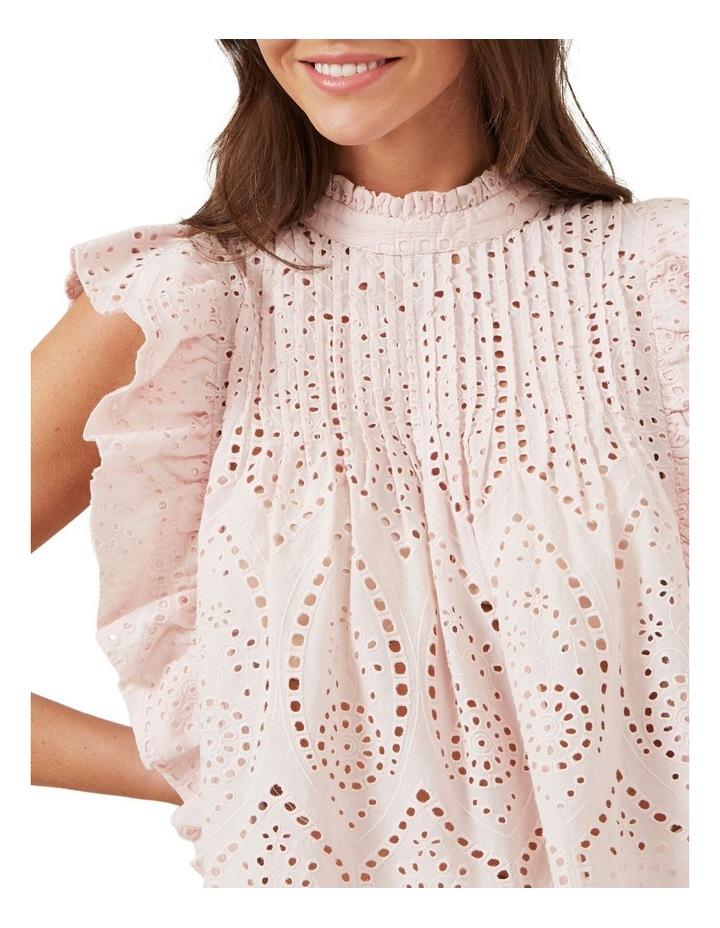 Broderie Ruffle Shirt image 4