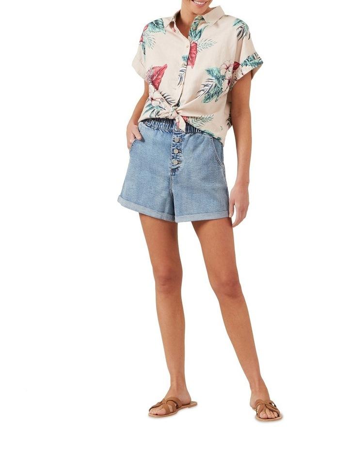Tropics Linen S/S Shirt image 2