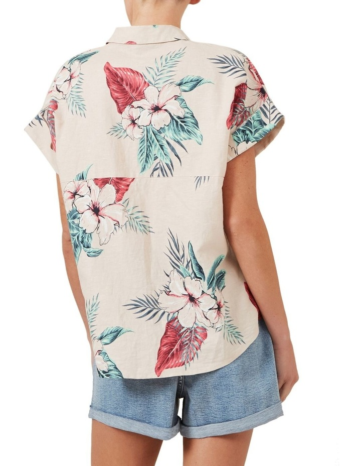 Tropics Linen S/S Shirt image 3