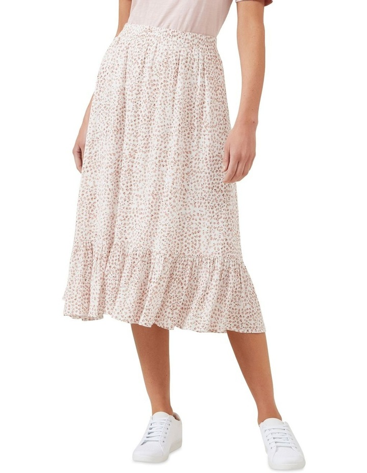 Ditzy Floral Skirt image 1