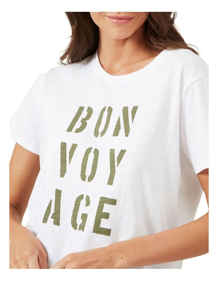 Bonvoyage Tee image 4