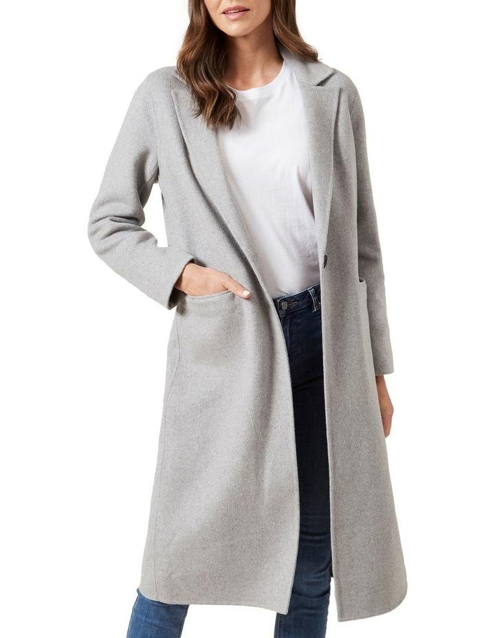 Wool Blend Coat image 1