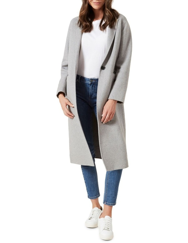 Wool Blend Coat image 2