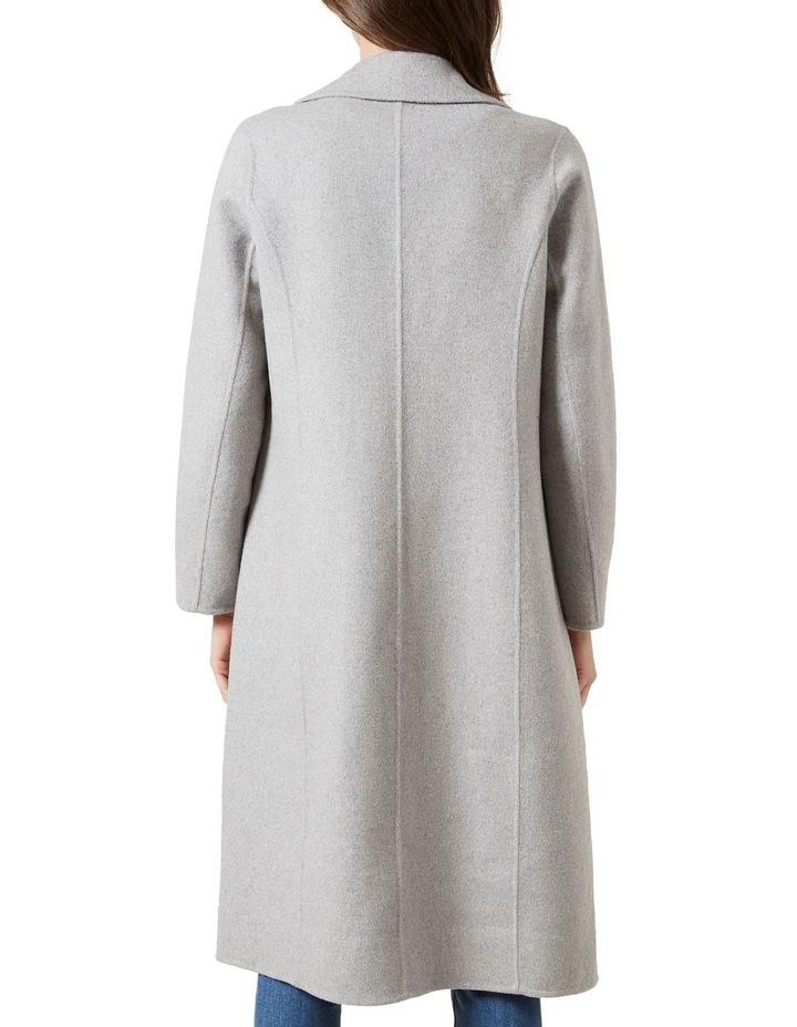 Wool Blend Coat image 3