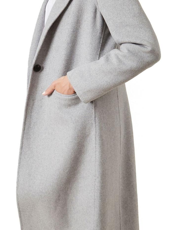 Wool Blend Coat image 4