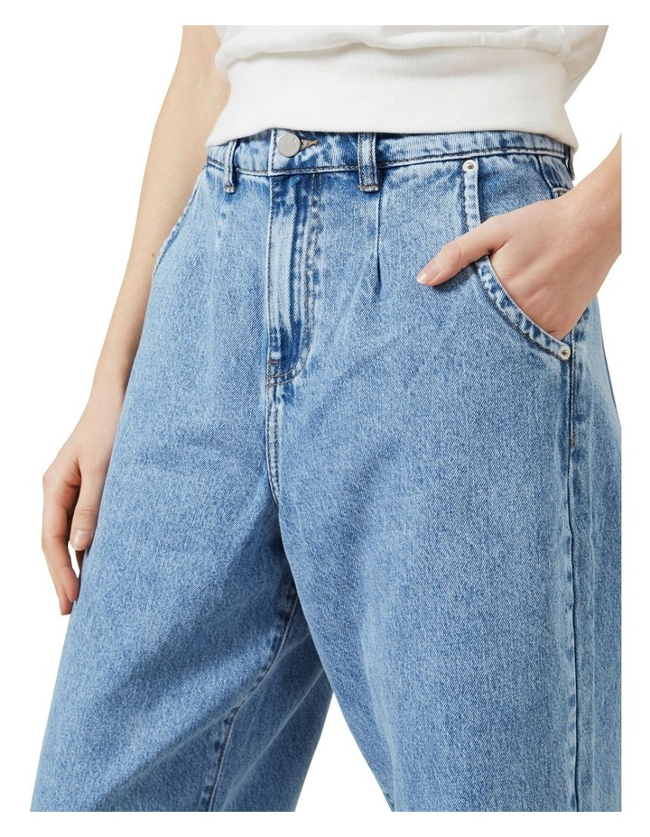 High Waist Tapered Jean image 4