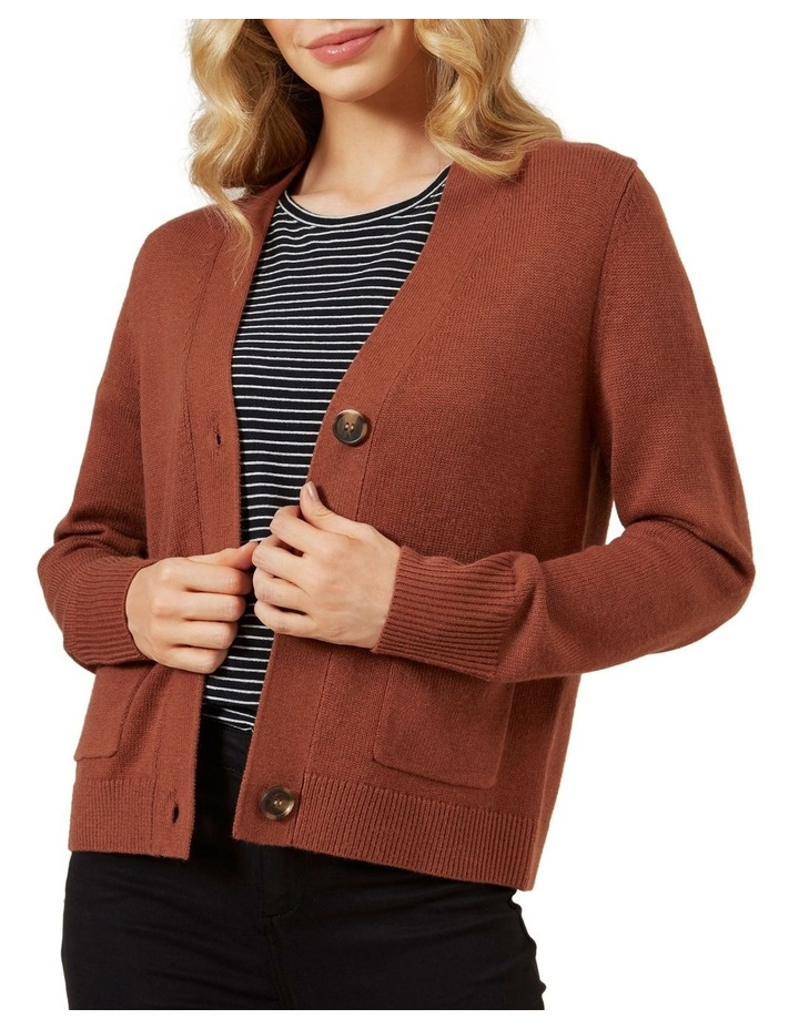 Cropped Cardigan image 1