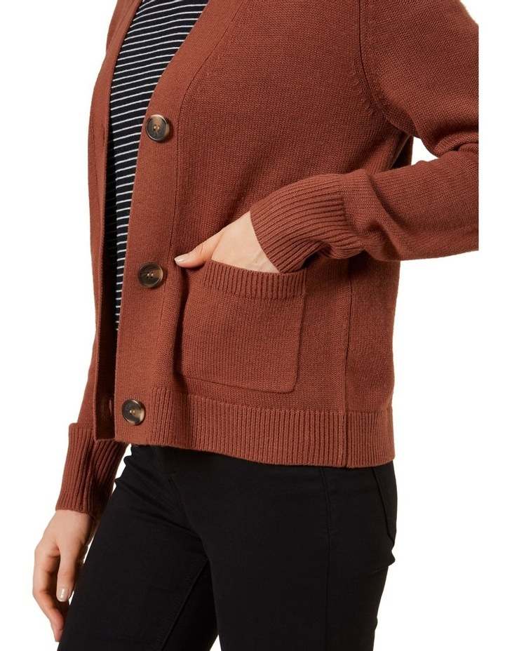 Cropped Cardigan image 4