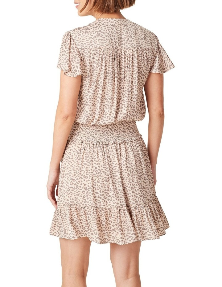 Shirred Waist Dress image 3