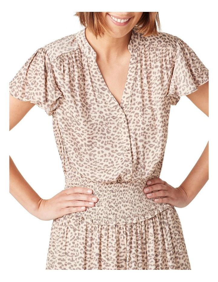 Shirred Waist Dress image 4