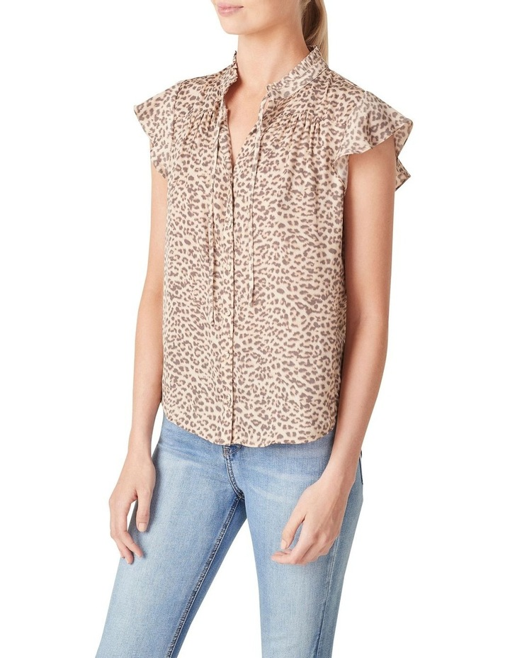 Frill Sleeve Shirt image 1
