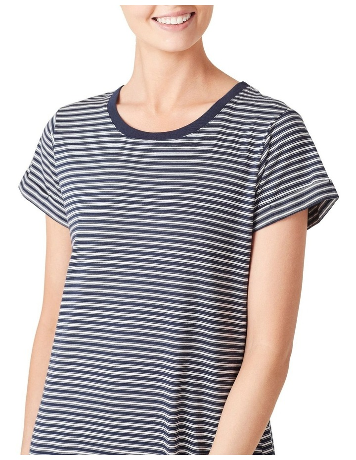 Relaxed T Shirt Dress image 4