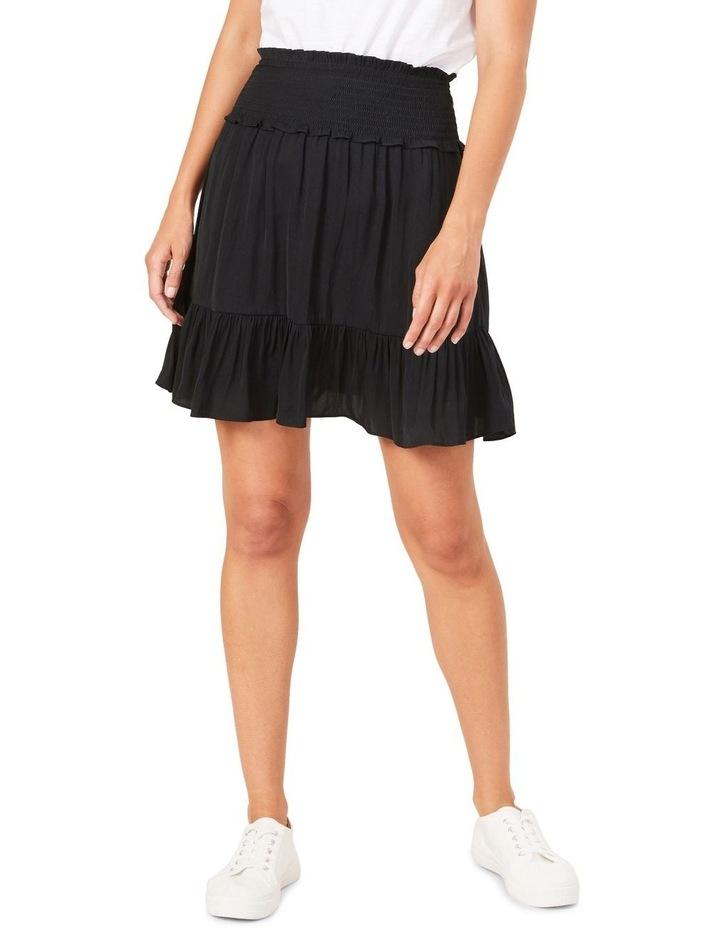 Shirred Waist Skirt image 1