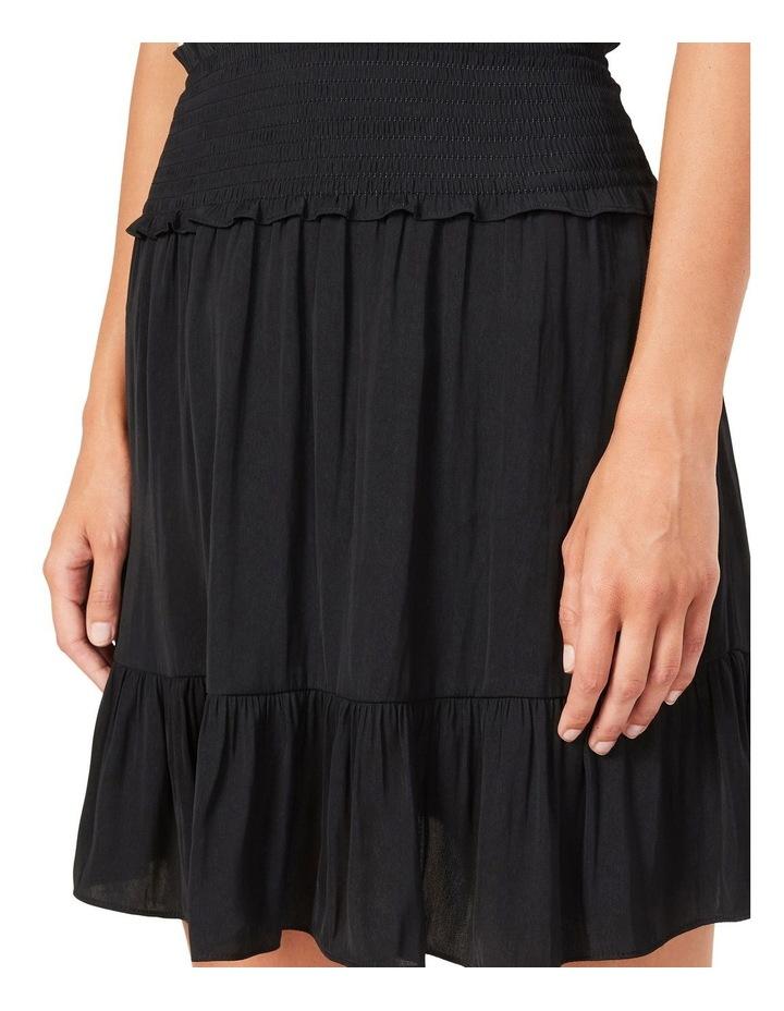 Shirred Waist Skirt image 4