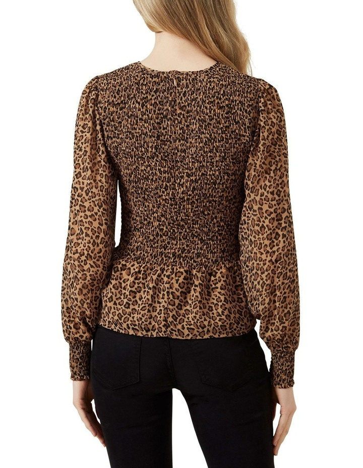 Shirred Animal Shirt image 3