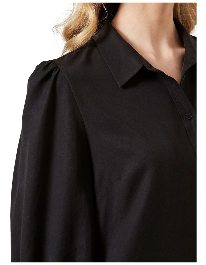 Puff Sleeve Shirt image 4