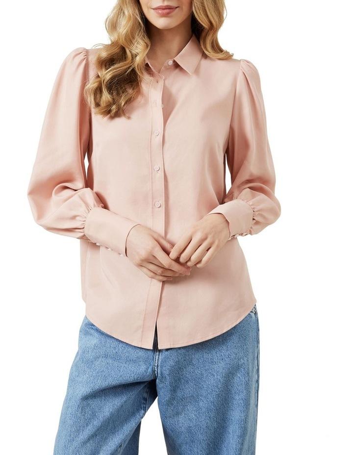 Puff Sleeve Shirt image 1
