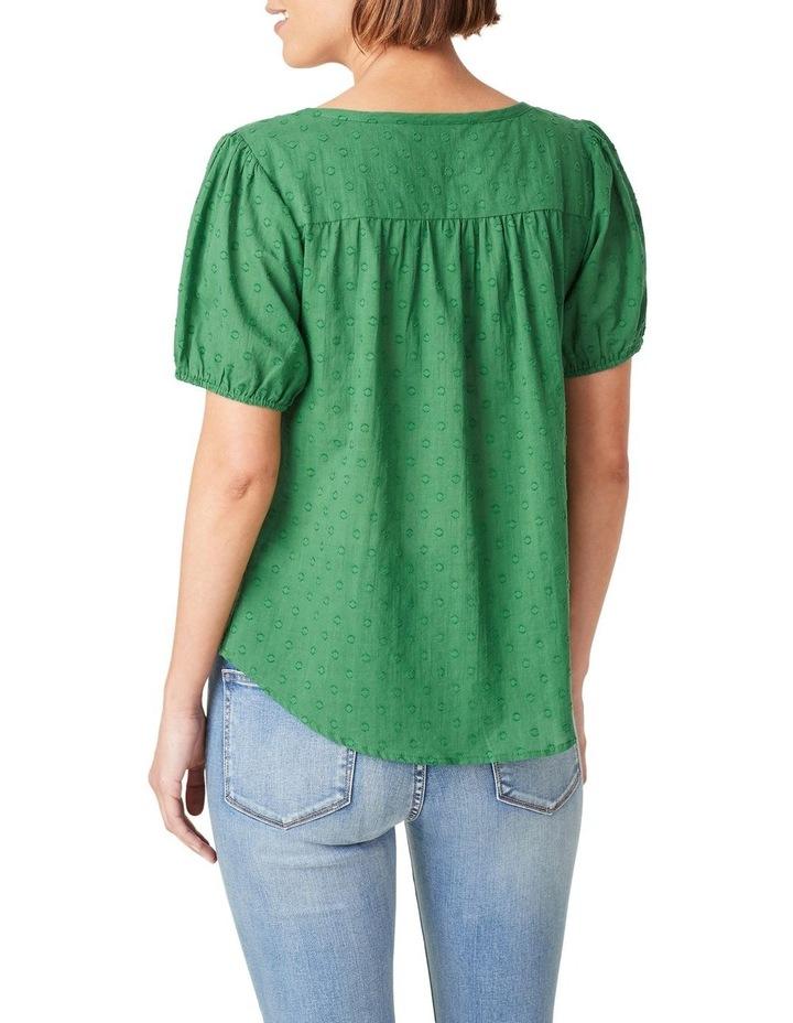 Cotton Dobby Blouse image 3