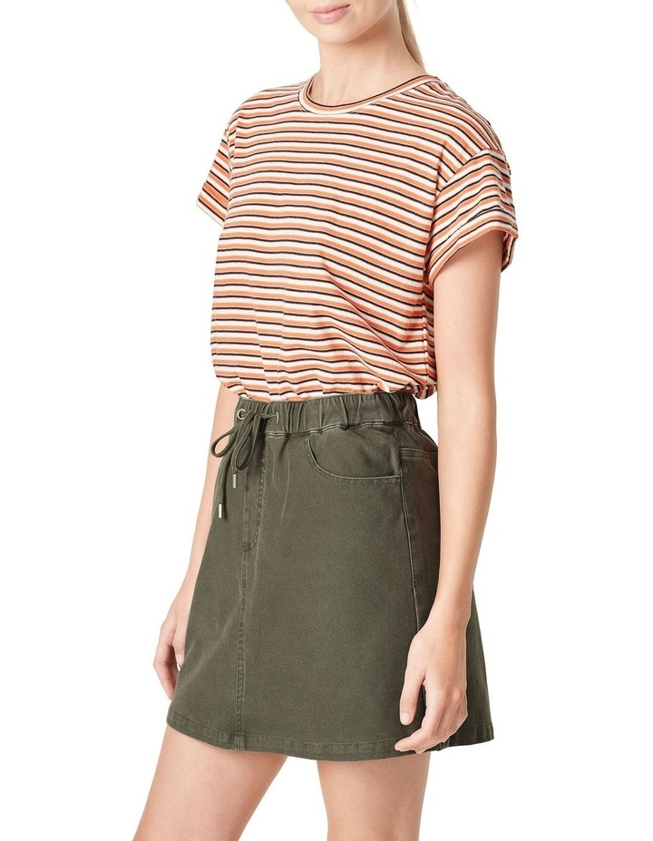 Casual Stretch Skirt image 1