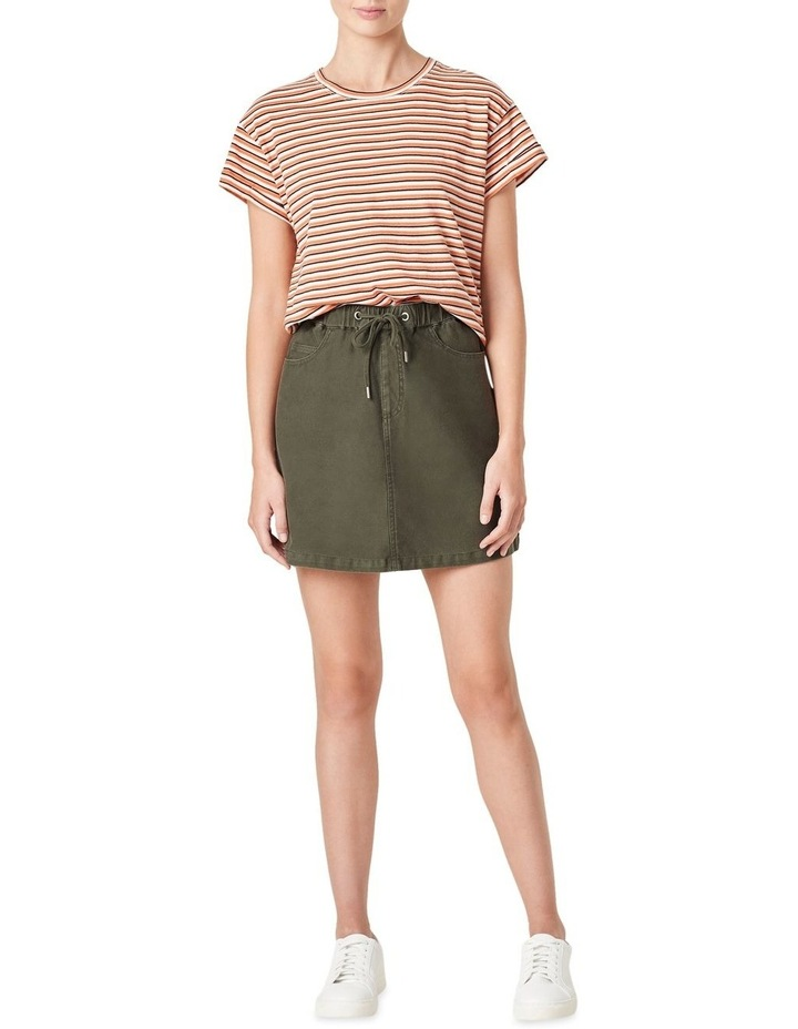 Casual Stretch Skirt image 2