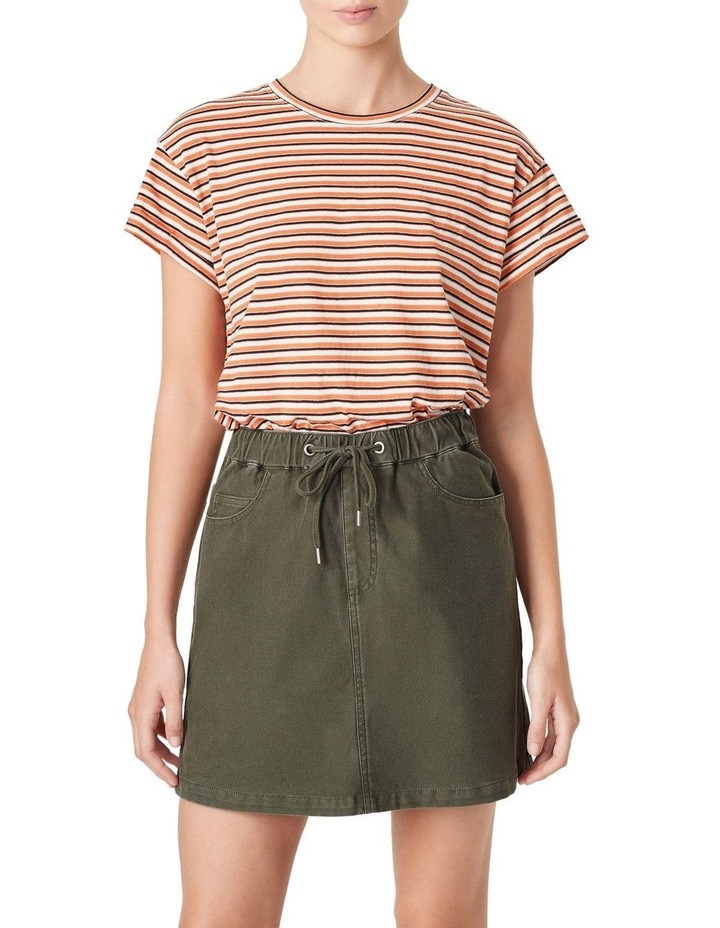 Casual Stretch Skirt image 5