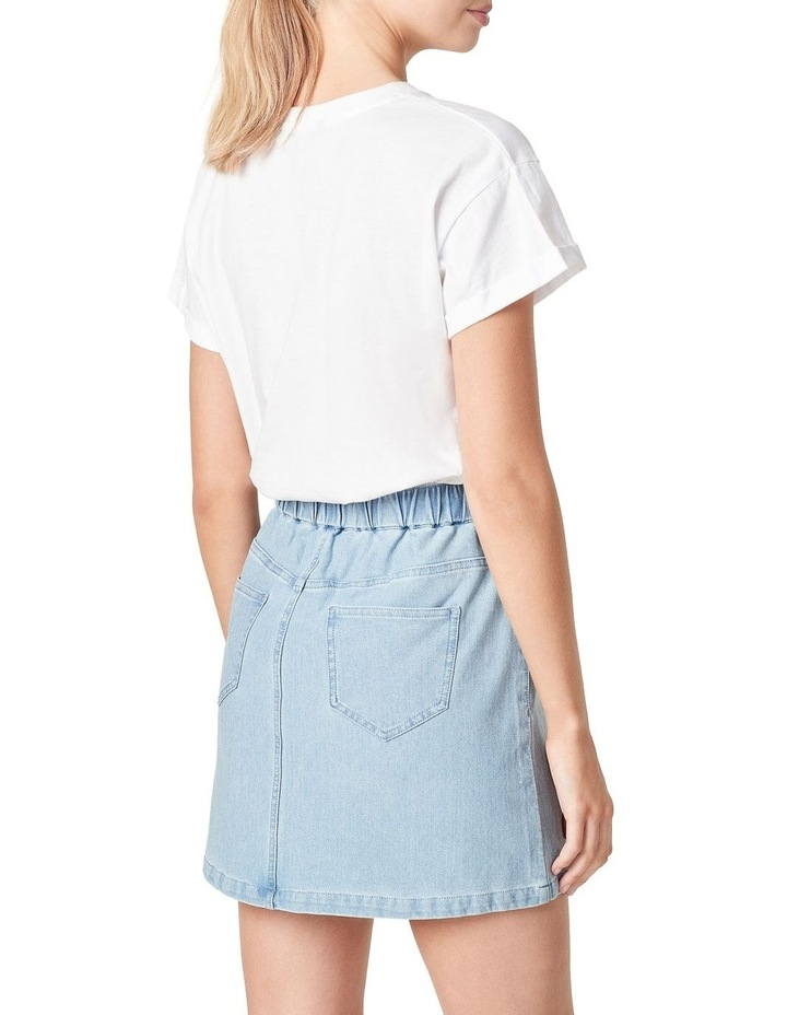 Casual Stretch Skirt image 3