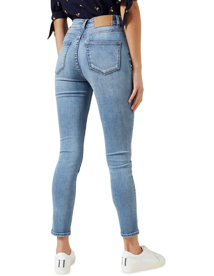 High Rise Skinny Jean image 3