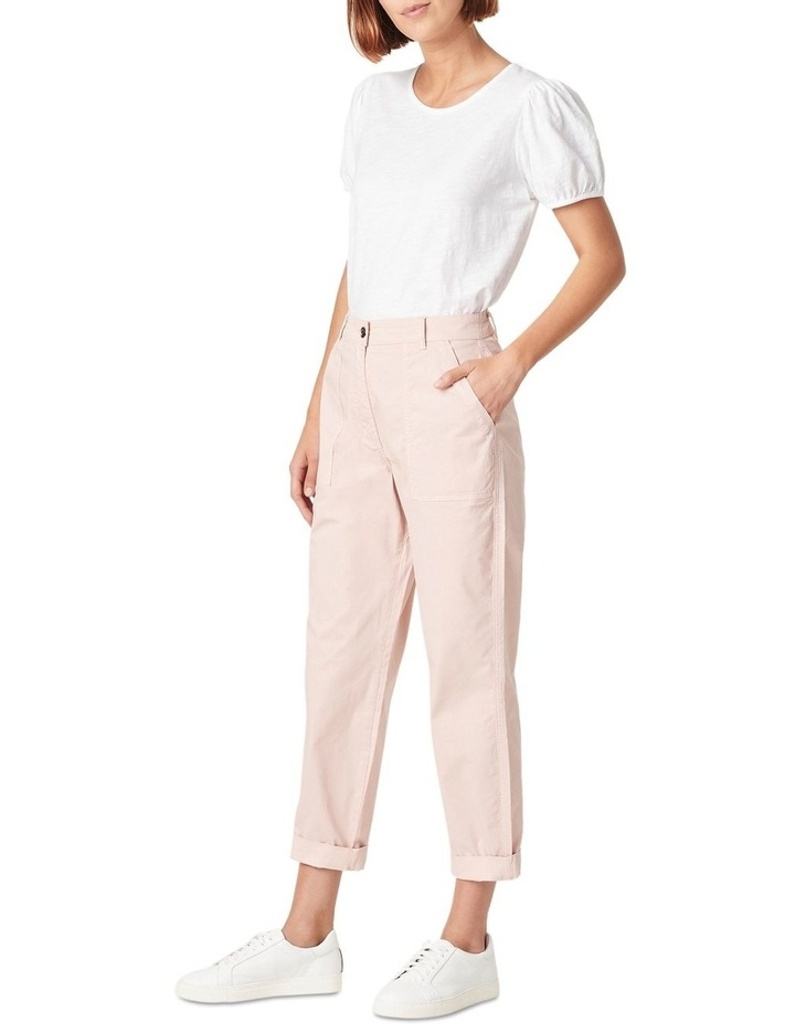Relaxed Cotton Pant image 1
