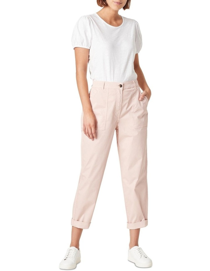 Relaxed Cotton Pant image 2