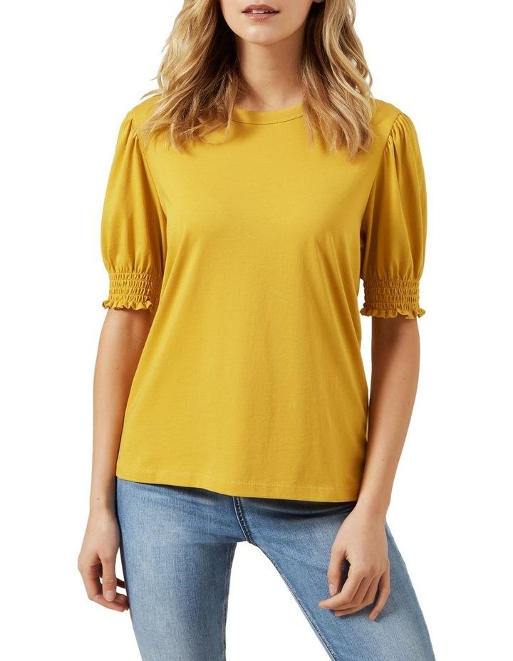 Puff Sleeve T Shirt image 1