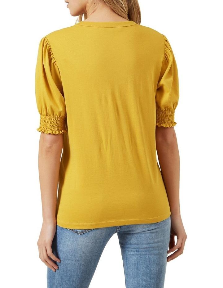 Puff Sleeve T Shirt image 3