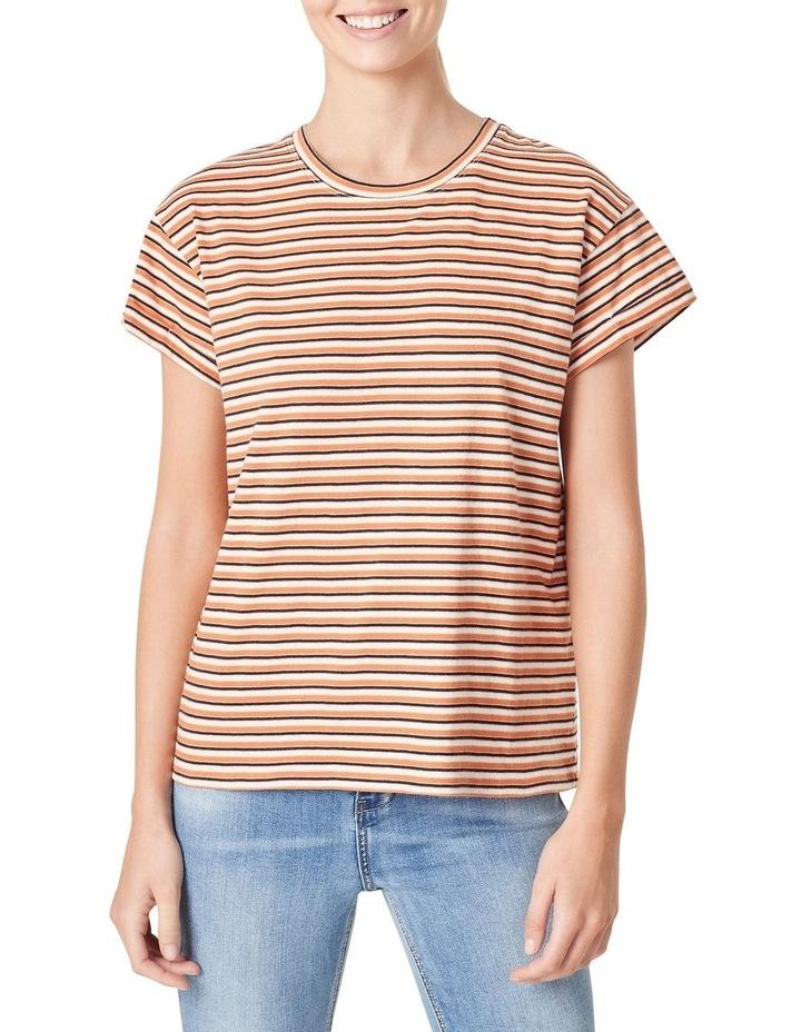 Boyfriend Organic Crew T-Shirt image 1