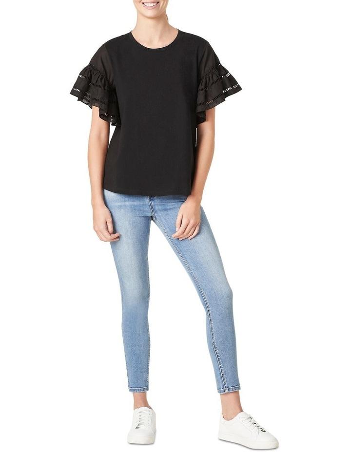Flutter Sleeve T Shirt image 2