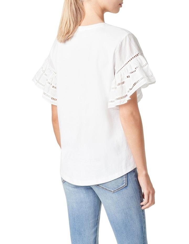 Flutter Sleeve T-Shirt image 3