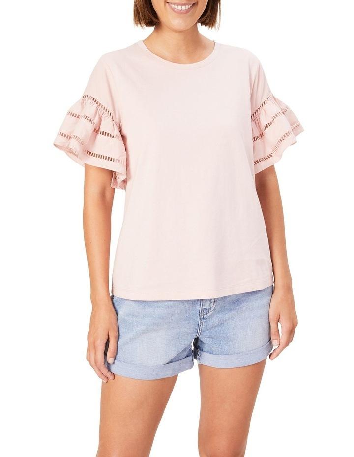 Flutter Sleeve T Shirt image 1