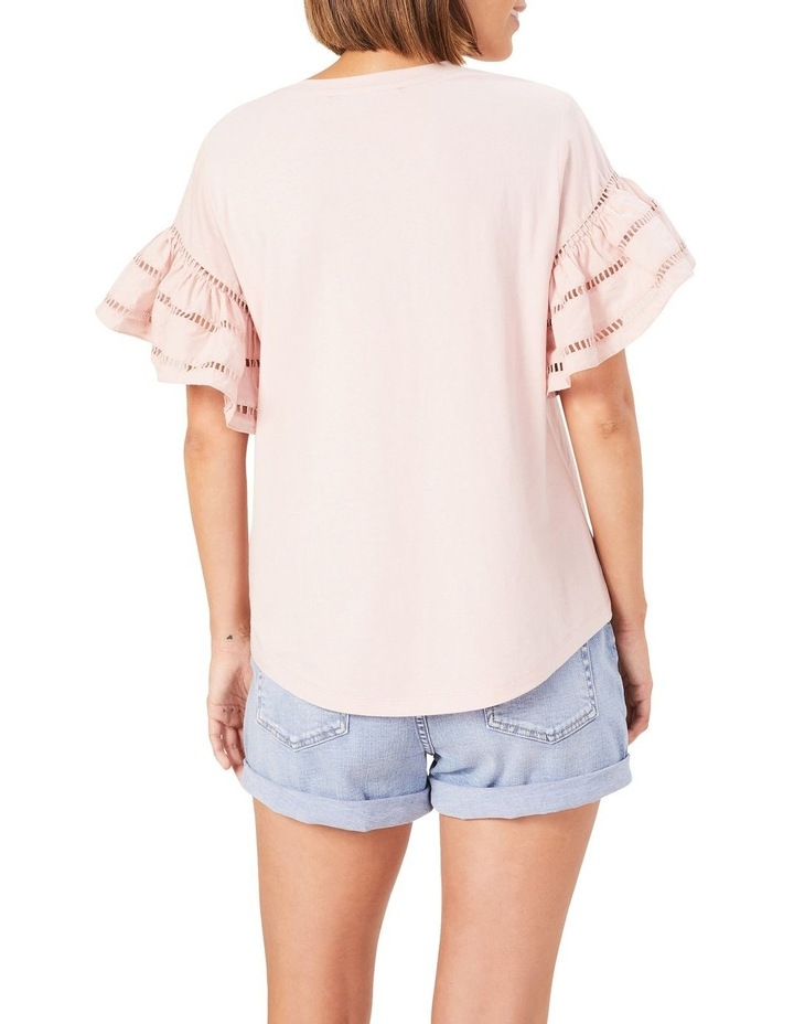 Flutter Sleeve T Shirt image 3