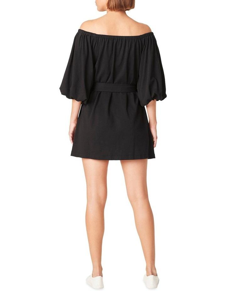 Off Shoulder Jersey Dress image 3