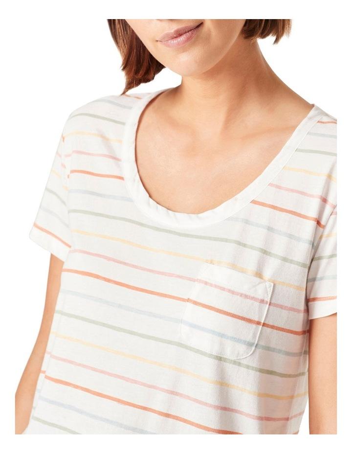 Vintage Wash Pocket T Shirt image 4