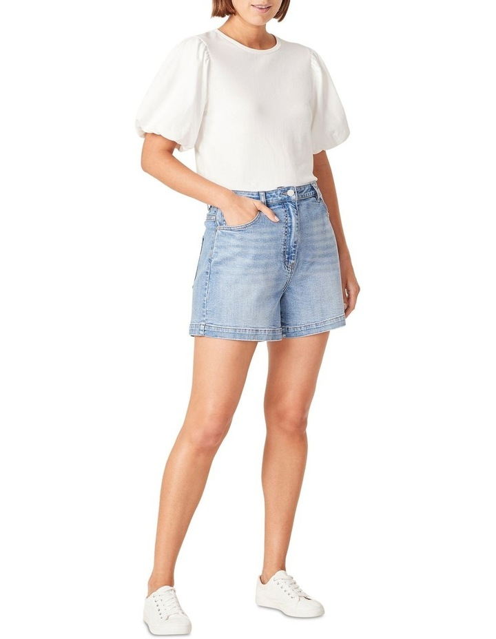 Blouson Sleeve T Shirt image 2
