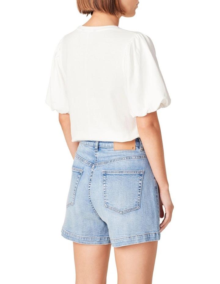 Blouson Sleeve T Shirt image 3