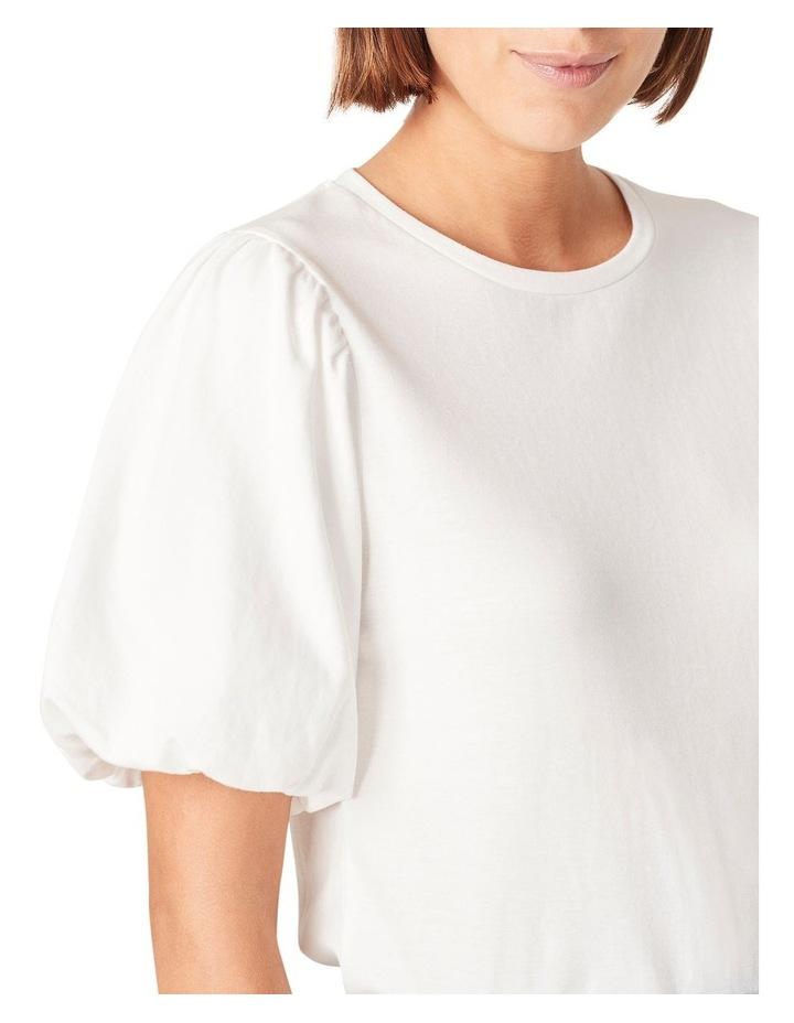 Blouson Sleeve T Shirt image 4