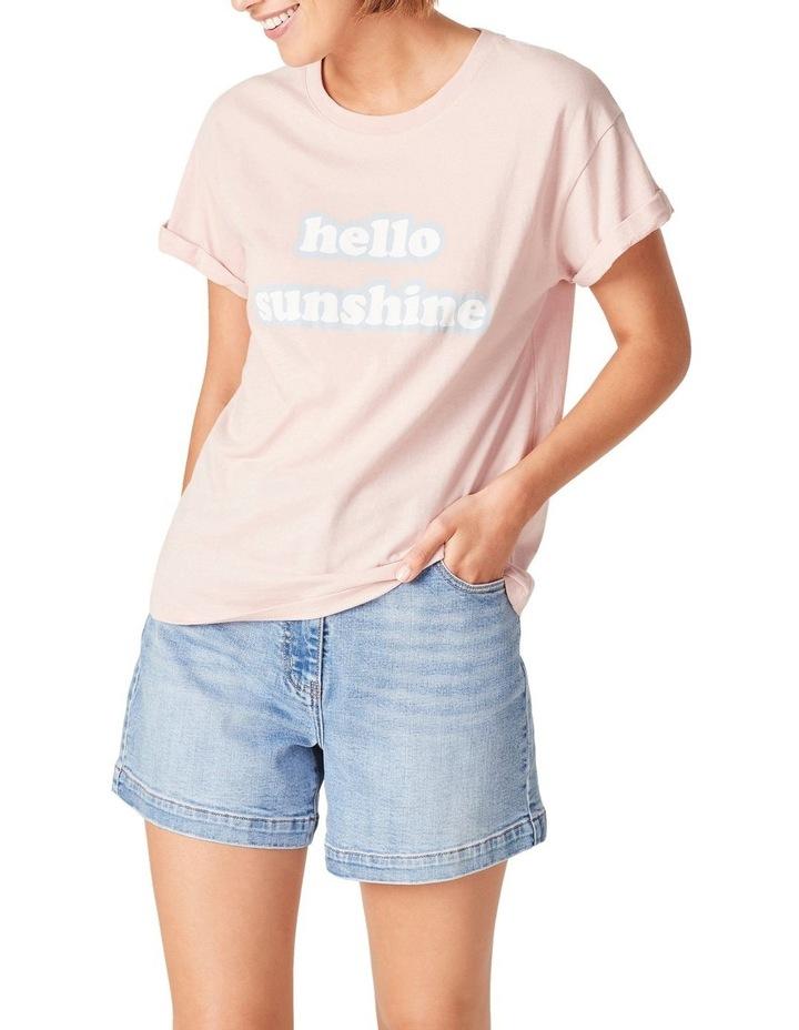 Hello Sunshine T Shirt image 1